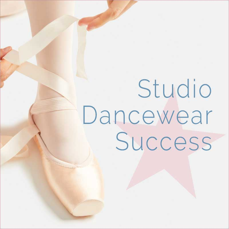 Studio Dancewear Success