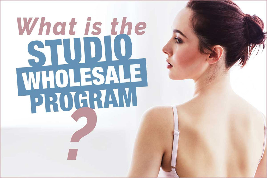 What is the Studio Wholesale Program?