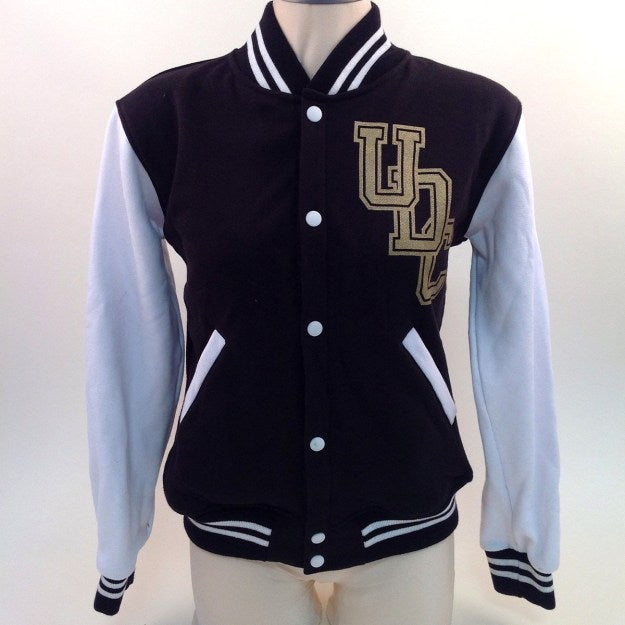 Urban Dance Company Letterman Jacket Front