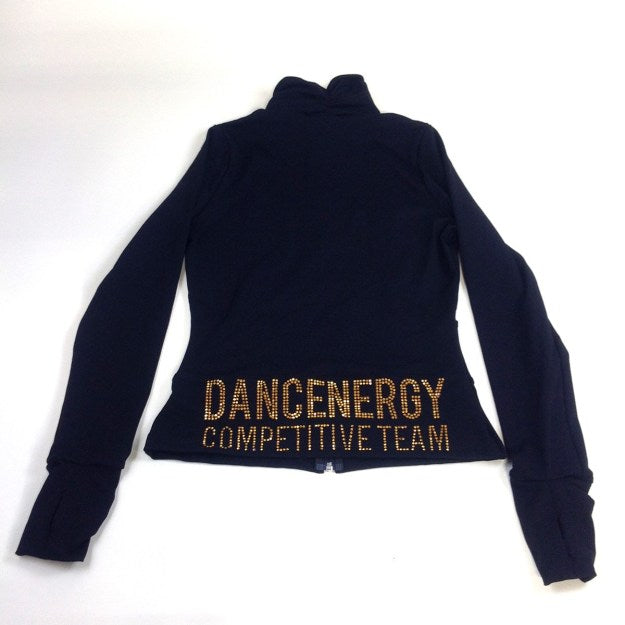 Dancenergy Zip-Up Yoga Back