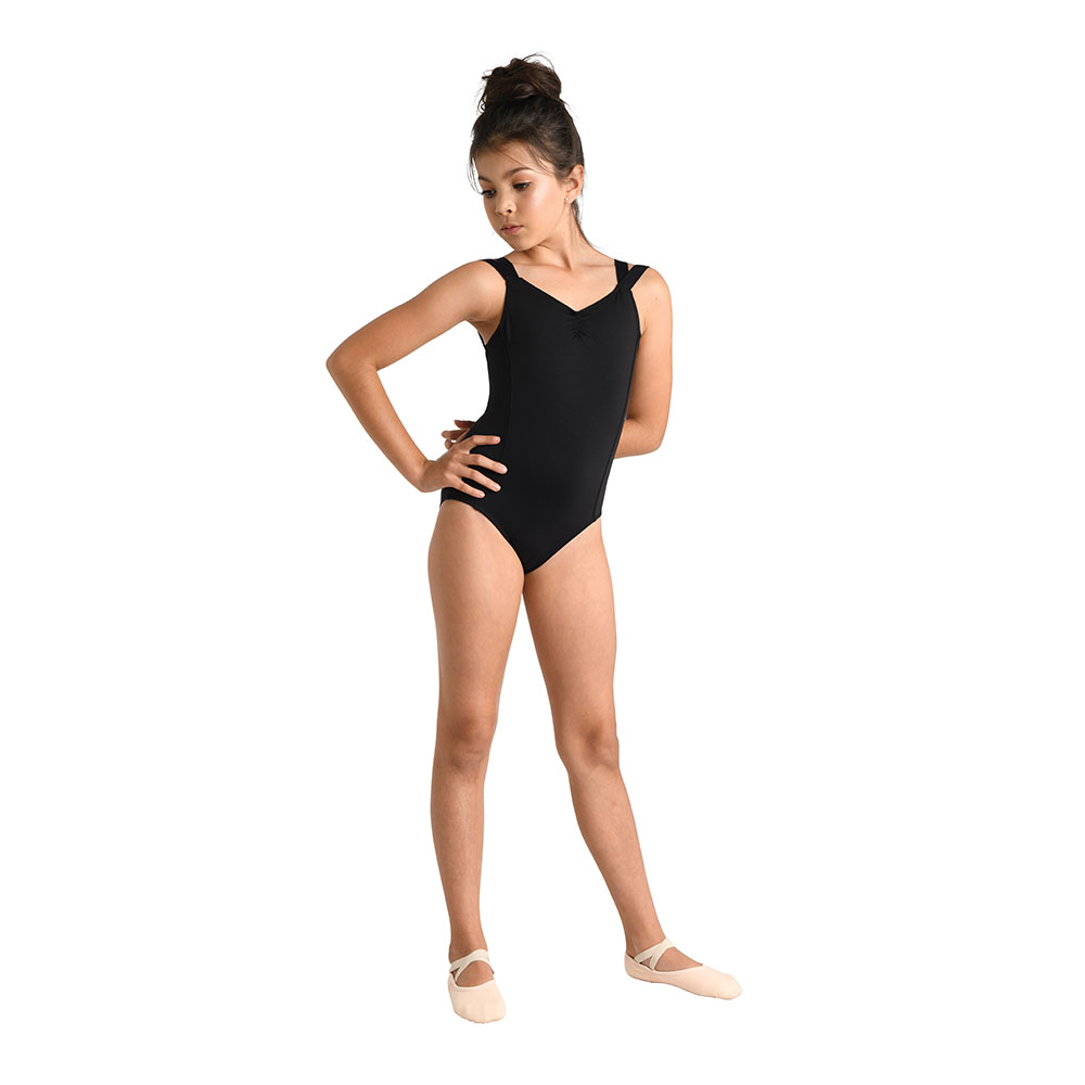 Double Strap Ladder Back Leotard - Child