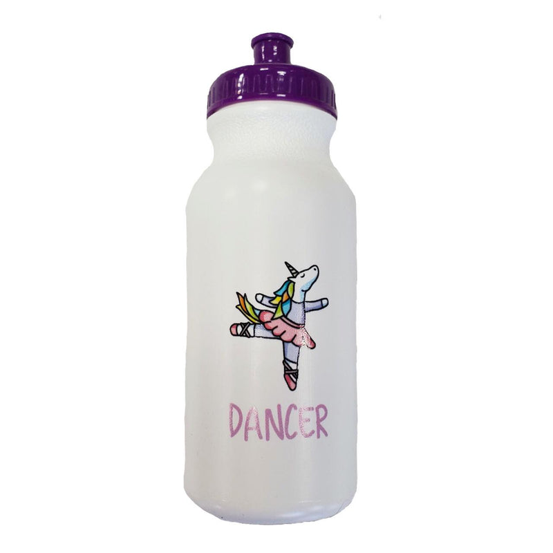 Miss Unicorn Ballerina Water Bottle
