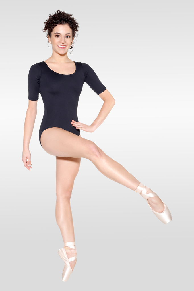 Half Sleeve Leotard - Adult