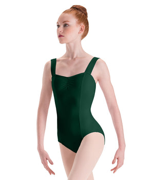 Wide Strap Princess Leotard
