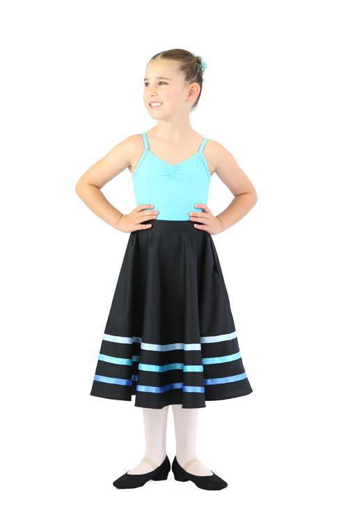 Character Skirt with Ribbons - Child