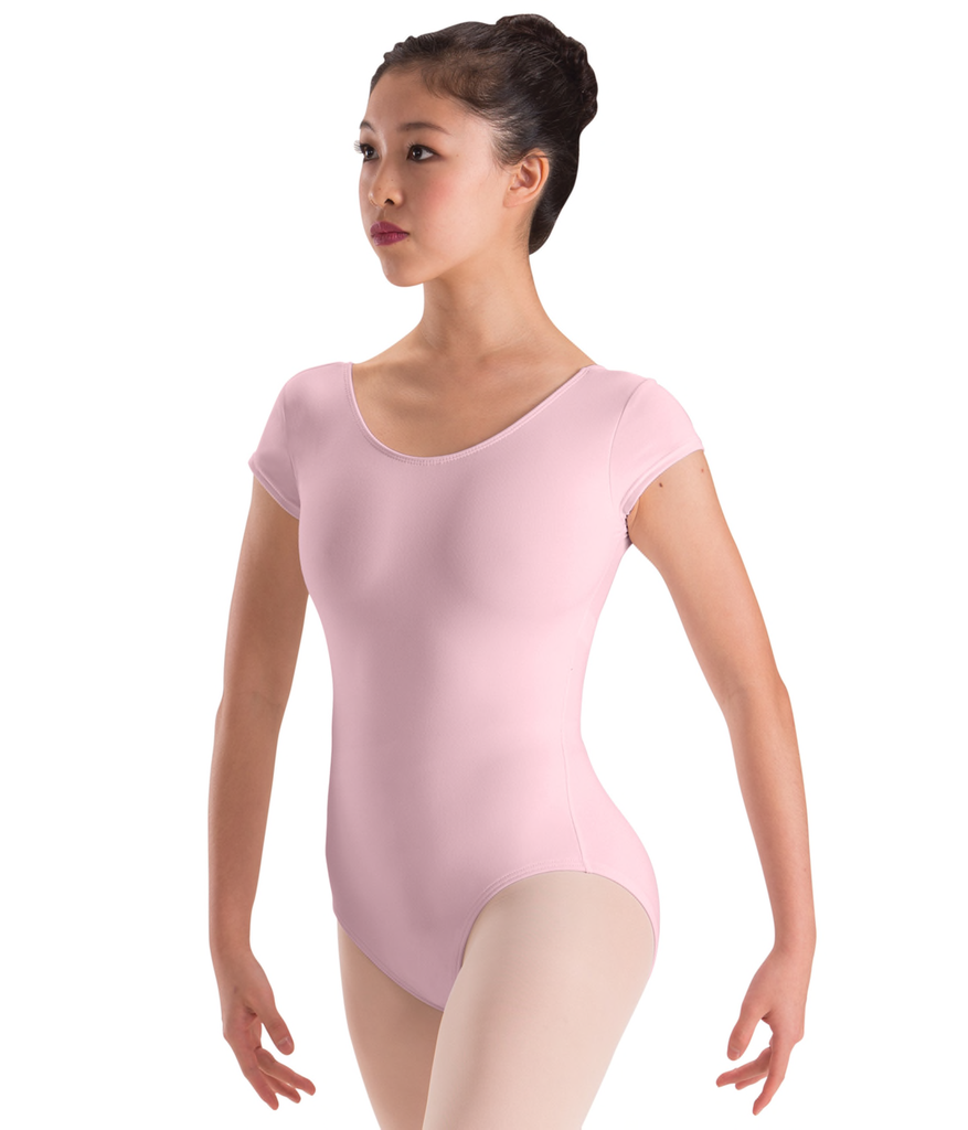 Cap Sleeve Leotard - Adult and Child