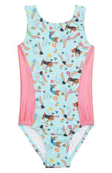 Gym Cat Gymnastics Leotard - Child