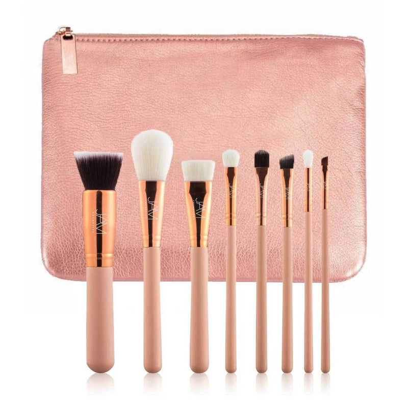 Rose Gold Brush Kit