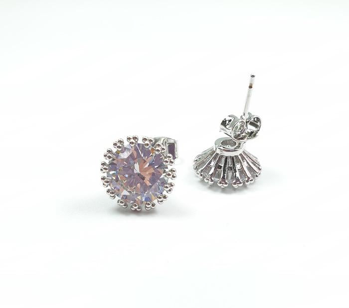 Crystal Earrings - Pierced