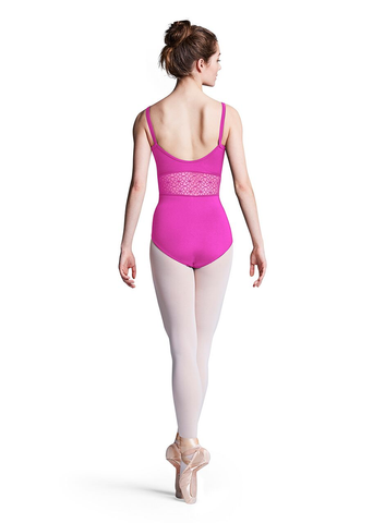 6f5ef4480e Princess Seam Leotard with Flower Mesh Cutout - Adult.  45.60.  57.00. Carmin  2.0 Seamed Sports Bra ...