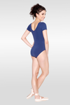 Short Sleeve Leotard - Adult
