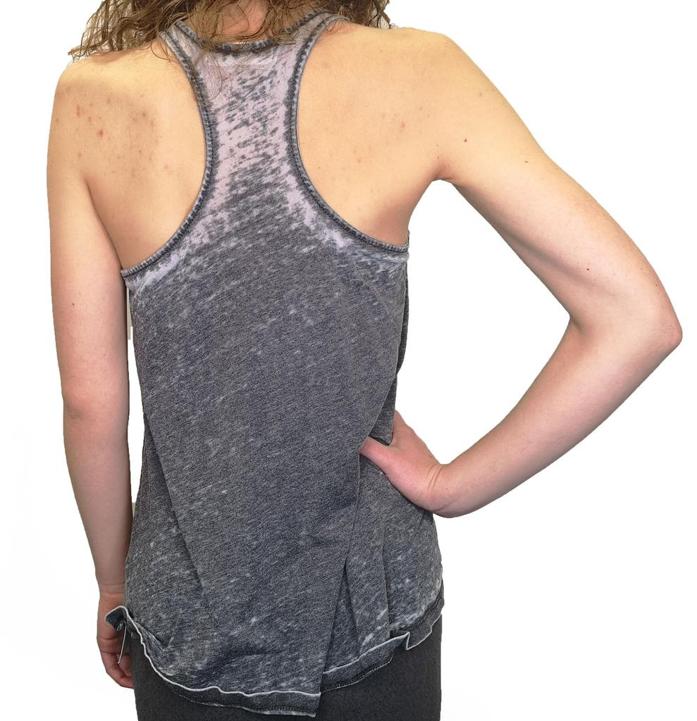 Burnout Flare Tank - Adult