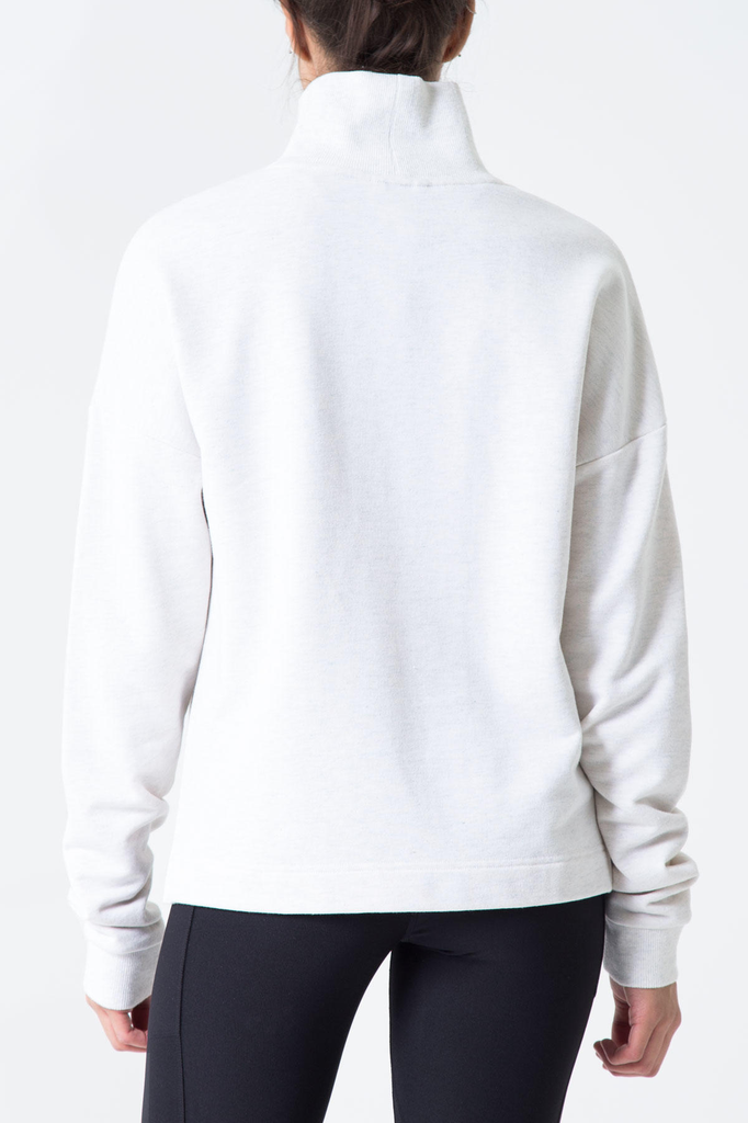 York High Neck Sweater - Adult