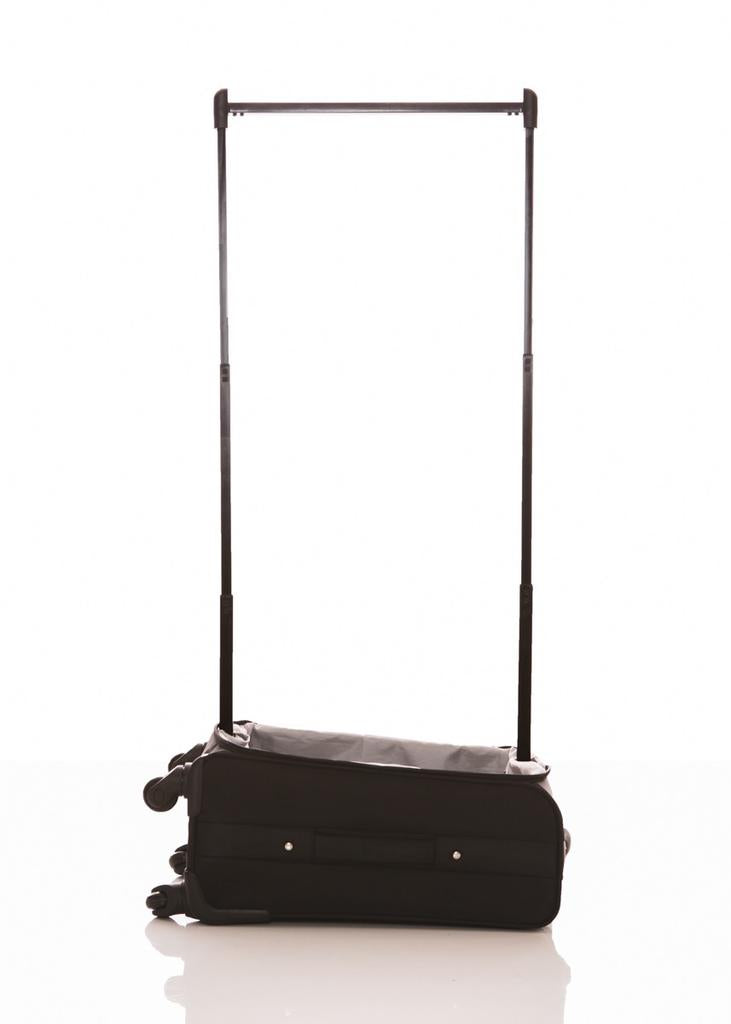 Black Rac N Roll 4X Bag, Carry On
