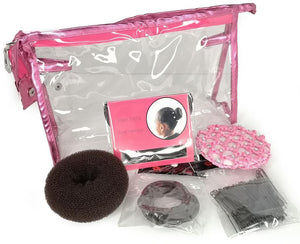 Bun Kit with Make-up Bag