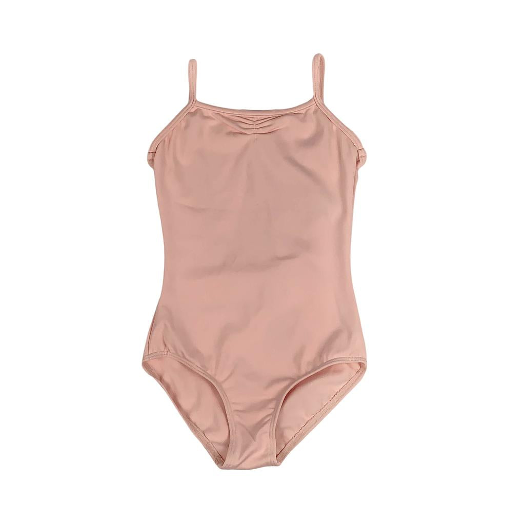 Aglais Sheer Back Butterfly Camisole Leotard - Child