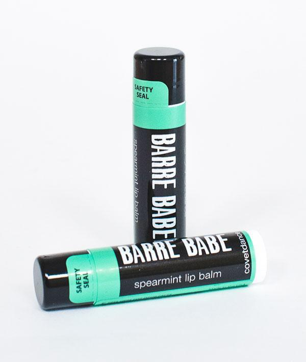Barre Babe Spearmint Lip Balm