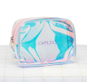 Holographic Makeup Bag