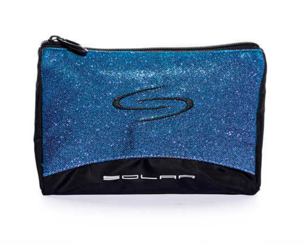 Glitter Make Up Bag