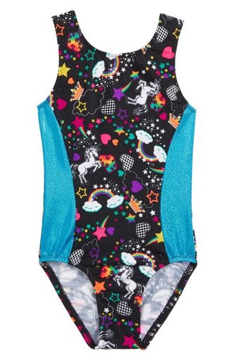 Unicorn Forever Gymnastics Leotard - Child