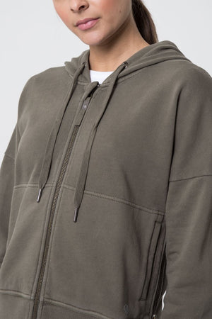 Awaken Zip Up Hoodie - Adult
