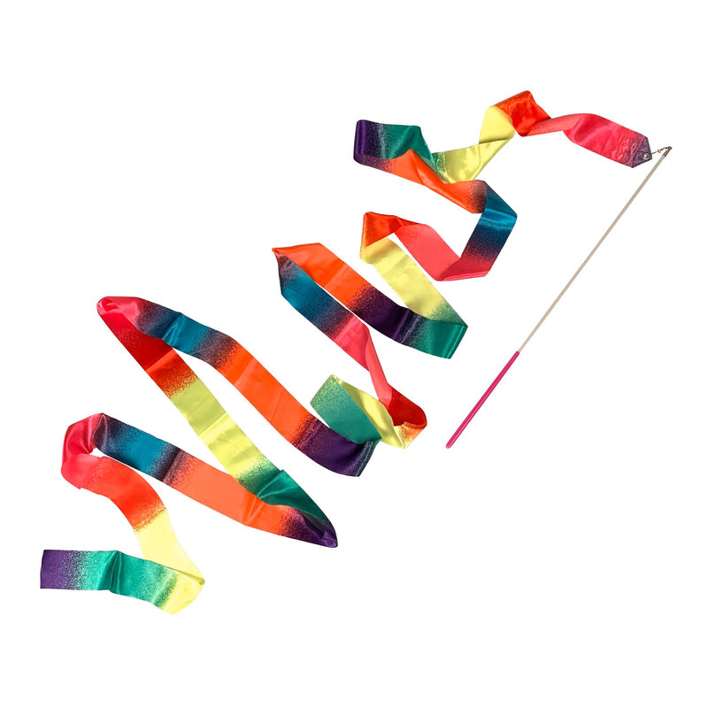 Rainbow Ribbon Twirler