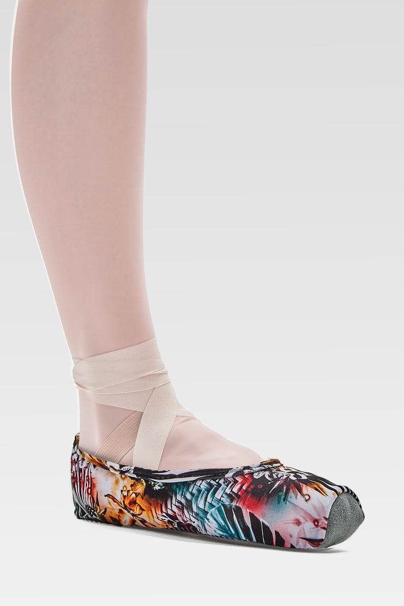 Printed Pointe Shoe Cover
