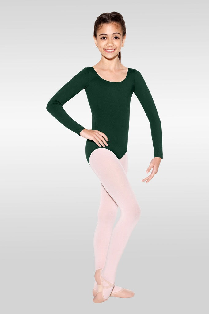 Long Sleeve Leotard - Child