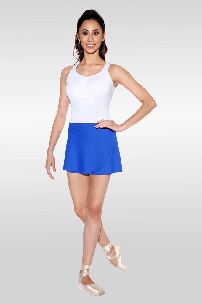 Microfiber Wrap Skirt - Adult