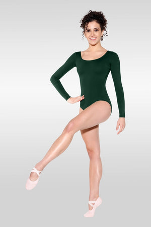 Long Sleeve Leotard - Adult