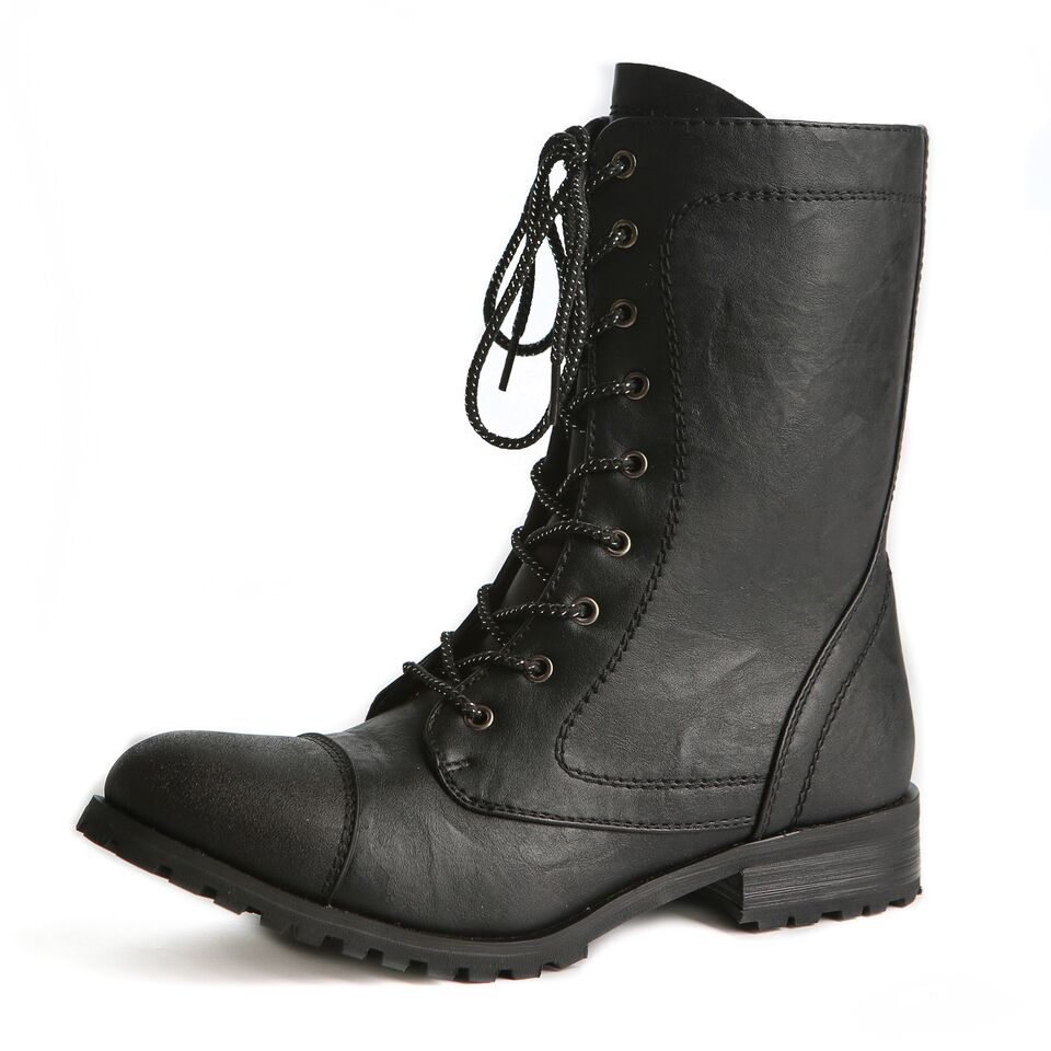 Classic Combat Boot - Child