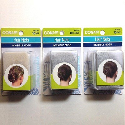 Accessories - 10 Pack Of Hairnets