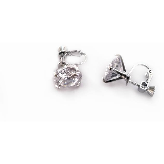 Accessories - 12MM Earrings - Clip On