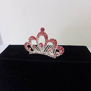 Accessories - Small Pink Tiara