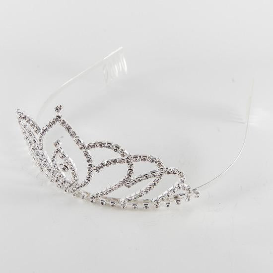 Mother Nature Large Rhinestone Tiara