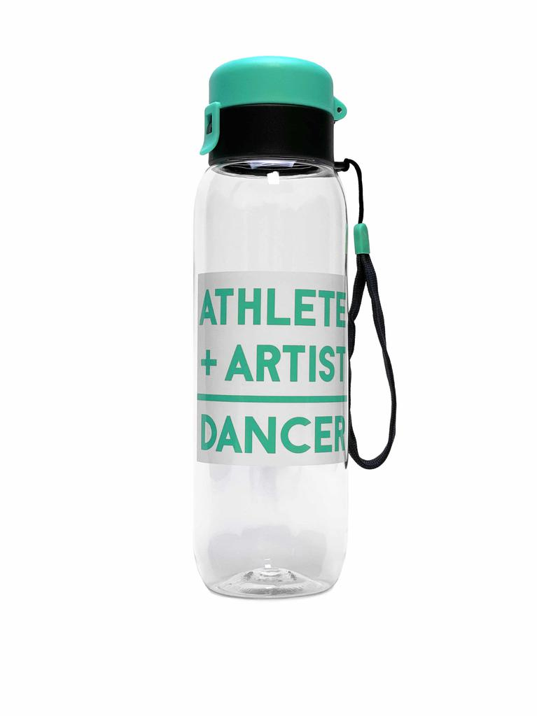 Athlete Artist Water Bottle  - Mint