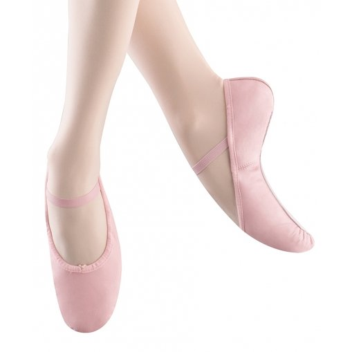 Ballet Shoes - Bunny Hop Full Sole Ballet Shoe - Child