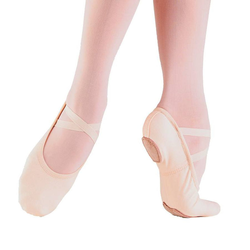 Ballet Shoes - Canvas Ballet Slipper
