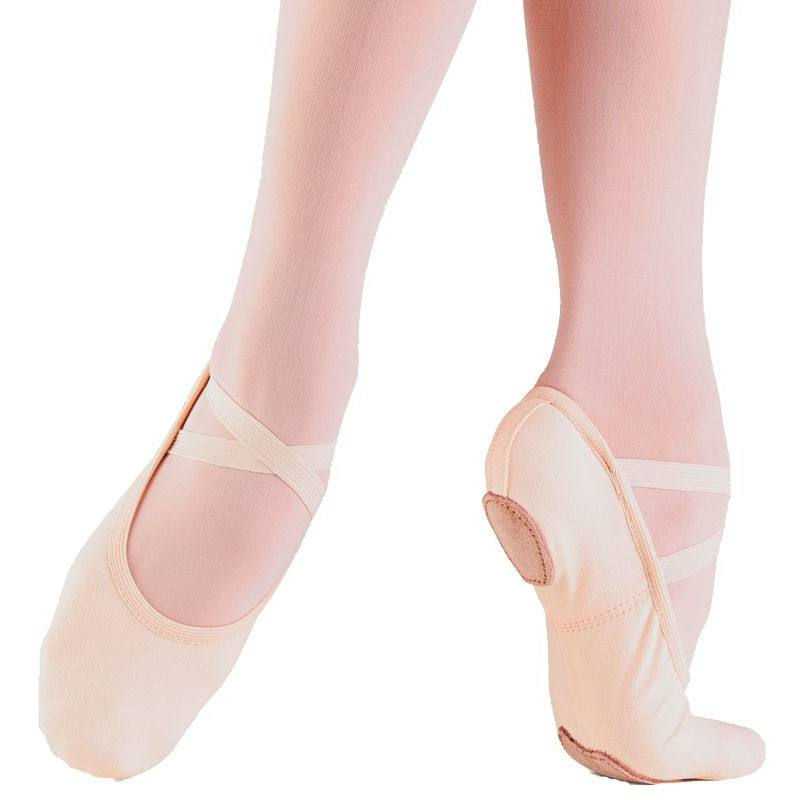 Ballet Shoes - Canvas Ballet Slipper - Child