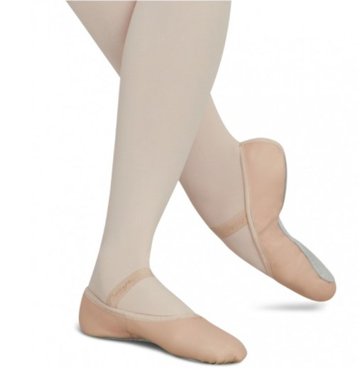 Ballet Shoes - Daisy Full Sole Leather Ballet Slipper Fit Kit - Adult And Child Sizes