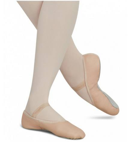Ballet Shoes - Daisy Leather Ballet Slipper - Child