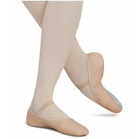 Ballet Shoes - Daisy Leather Ballet Slipper - Toddler