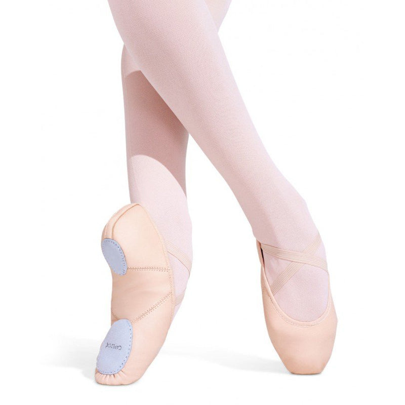 Ballet Shoes - Leather Juliet - Adult