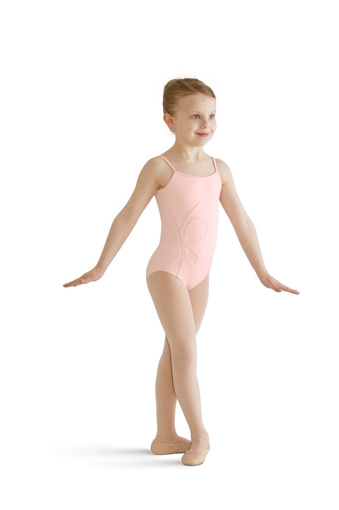 Bodysuits - Butterfly Front Camisole Leotard - Child