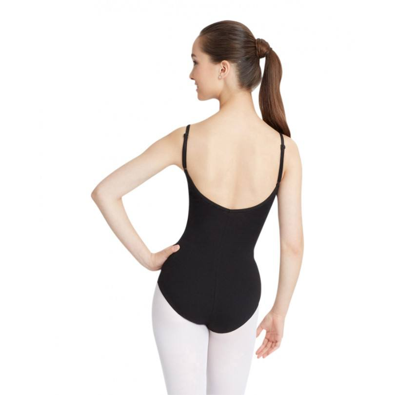 Bodysuits - Cami Leotard W/ Adjustable Strap - Adult
