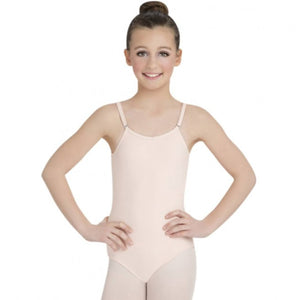 Bodysuits - Cami Leotard W/ Adjustable Straps