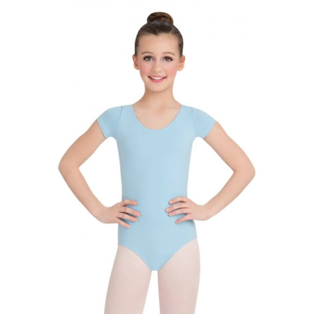 Bodysuits - Cap Sleeve Leotard - Child