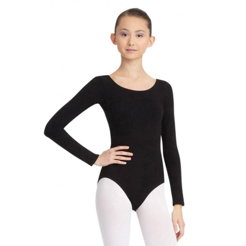 Bodysuits - Long Sleeve Leotard - Adult
