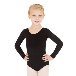Bodysuits - Long Sleeve Leotard - Child