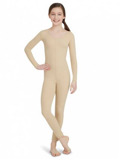 Bodysuits - Long Sleeve Unitard - Child